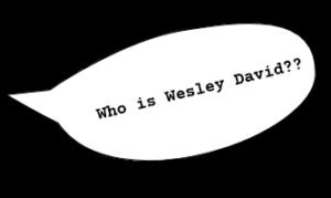 who is weley david?